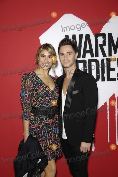Emma Slater Photo - Emma Slater and Sasha Farber during the premiere of the new movie from Summit Entertainment WARM BODIES held at the Arclight Cinerama Dome on January 29 2013 in Los AngelesPhoto Michael Germana Star Max