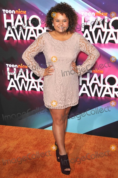 Galactic Photo - Photo by Galacticstarmaxinccom2012ALL RIGHTS RESERVEDTelephoneFax (212) 995-1196111712Rachel Crow at the TeenNick Halo Awards(Los Angeles CA)