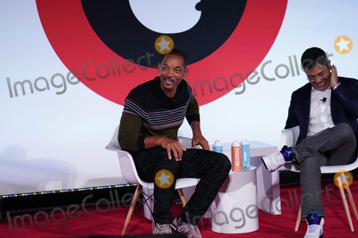 Will Smith Photo - Photo by John NacionstarmaxinccomSTAR MAX2018ALL RIGHTS RESERVEDTelephoneFax (212) 995-119610318Will Smith at Advertising Week in New York City