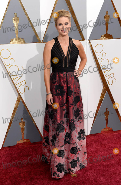 Amy Robach Photo - Photo by PDstarmaxinccomSTAR MAX2016ALL RIGHTS RESERVEDTelephoneFax (212) 995-119622816Amy Robach at the 88th Annual Academy Awards (Oscars) in Hollywood CA(Los Angeles USA)