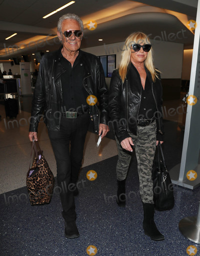 Alan Hamel Photo - Photo by SMXRFstarmaxinccomSTAR MAX2018ALL RIGHTS RESERVEDTelephoneFax (212) 995-1196103018Suzanne Somers and Alan Hamel are seen at LAX in Los Angeles CA
