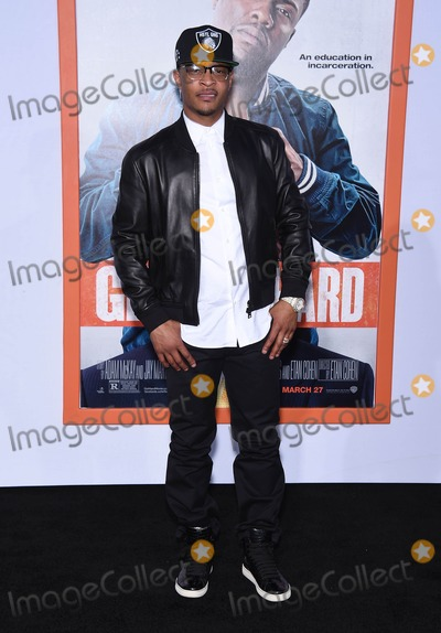 Tip Harris Photo - Photo by KGC-11starmaxinccomSTAR MAX2015ALL RIGHTS RESERVEDTelephoneFax (212) 995-119632515TI (Tip Harris) at the premiere of Get Hard(Hollywood CA)