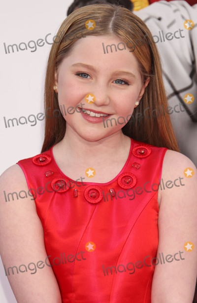 Ella Anderson Photo - Photo by REWestcomstarmaxinccomSTAR MAXCopyright 2016ALL RIGHTS RESERVEDTelephoneFax (212) 995-119632816Ella Anderson at the premiere of The Boss(Los Angeles CA)