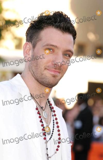 JC Chasez Photo - Photo by REWestcomstarmaxinccom20056705JC Chasez at the premiere of Mr  Mrs Smith(Los Angeles CA)