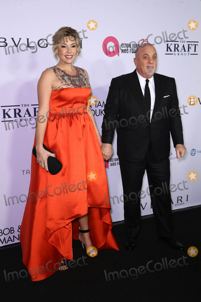 Billy Joel Photo - Photo by John NacionstarmaxinccomSTAR MAX2017ALL RIGHTS RESERVEDTelephoneFax (212) 995-119611717Billy Joel and Alexis Roderick at The Elton John AIDS Foundations Annual Fall Gala in New York City