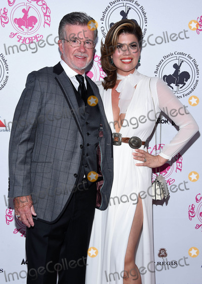 Tanya Callau Photo - Photo by KGC-11starmaxinccomSTAR MAX2016ALL RIGHTS RESERVEDTelephoneFax (212) 995-119610816Alan Thicke and wife Tanya Callau at The 2016 Carousel of Hope Ball(Los Angeles CA)