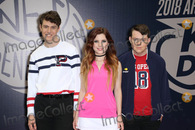 Arthur Ash Photo - Photo by John NacionstarmaxinccomSTAR MAX2018ALL RIGHTS RESERVEDTelephoneFax (212) 995-119682518Echosmith at the 2018 Arthur Ashe Kids Day in New Yor City