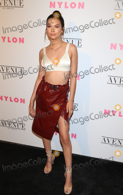 Amanda Steele Photo - Photo by gotpapstarmaxinccomSTAR MAXCopyright 2017ALL RIGHTS RESERVEDTelephoneFax (212) 995-11965217Amanda Steele at the NYLON Young Hollywood Party(Avenue Nightclub Hollywood CA)