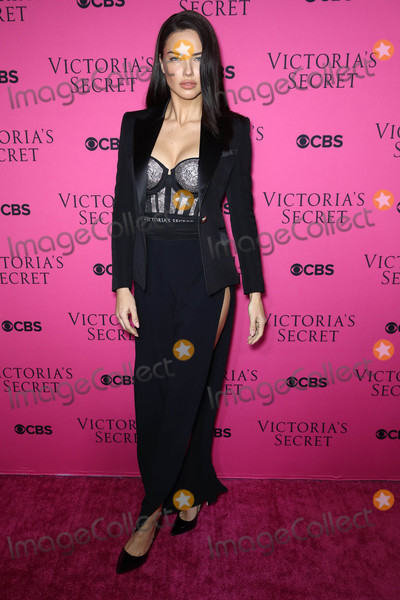 Adriana Lima Photo - Photo by John NacionstarmaxinccomSTAR MAX2017ALL RIGHTS RESERVEDTelephoneFax (212) 995-1196112817Adriana Lima at The Victorias Secret Viewing Party in New York City
