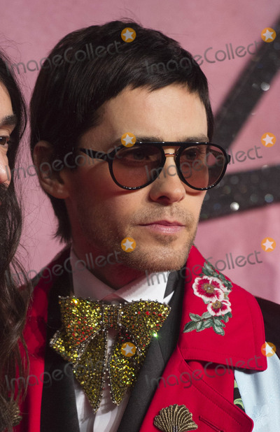 Jared Leto Photo - Photo by KGC-03starmaxinccomSTAR MAXCopyright 2016ALL RIGHTS RESERVEDTelephoneFax (212) 995-119612516Jared Leto at The 2016 Fashion Awards(Royal Albert Hall London England UK)
