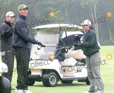 AJ Discala Photo - Photo by Mitch Gerberstarmaxinccom200492804Jamie-Lynn Sigler (Discala) and AJ Discala at the Youth Foundation Golf Tournament(Mohegan Sun CT)