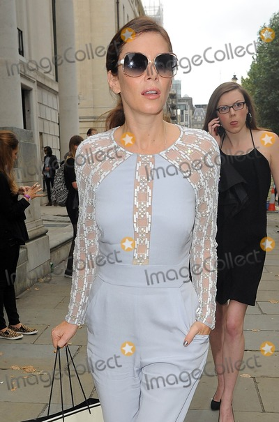 Alice Temperley Photo - Photo by KGC-102starmaxinccomSTAR MAX2014ALL RIGHTS RESERVEDTelephoneFax (212) 995-119691414Anna Friel is seen leaving the Alice Temperley Fashion Show during London Fashion Week 2014(London England)