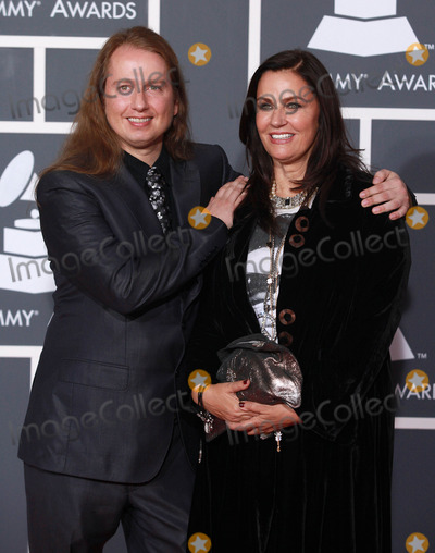 Roy Orbison Photo - Barbara Orbison and Roy Orbison Jr at the 52nd Annual Grammy Awards (Los Angeles CA) 13110