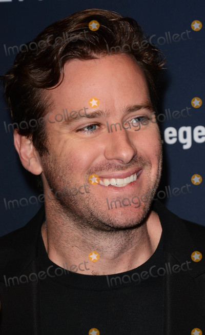 Armie Hammer Photo - Photo by Patricia SchleinstarmaxinccomSTAR MAX2018ALL RIGHTS RESERVEDTelephoneFax (212) 995-119622218Armie Hammer at Breitling FUTURE Roadshow 2018 New York(NYC)