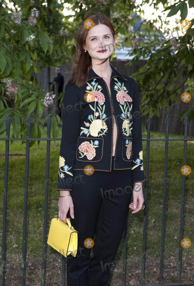 Bonnie Wright Photo - Photo by KGC-03starmaxinccomSTAR MAX2014ALL RIGHTS RESERVEDTelephoneFax (212) 995-11967114Bonnie Wright at the Serpentine Gallery Summer Party in Kensington Gardens (London England)
