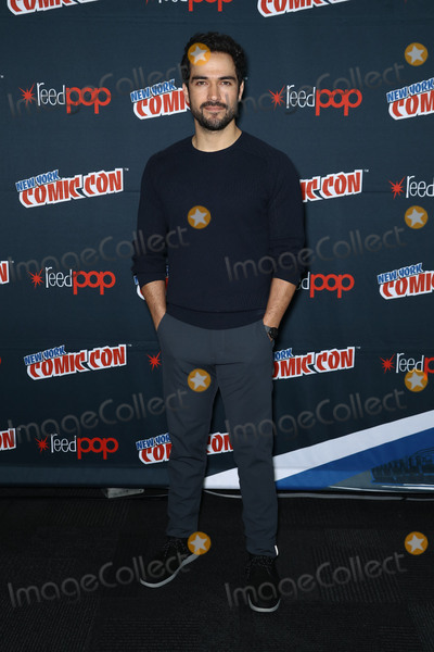 Alfonso Herrera Photo - Photo by John NacionstarmaxinccomSTAR MAXCopyright 2017ALL RIGHTS RESERVEDTelephoneFax (212) 995-119610717Alfonso Herrera at the photocall for The Exorcist during New York Comic Con(NYC)