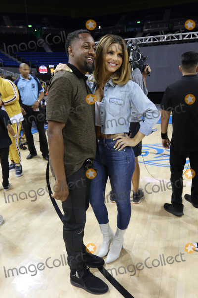 Jaleel White Photo - Photo by gotpapstarmaxinccomSTAR MAX2018ALL RIGHTS RESERVEDTelephoneFax (212) 995-119671718Jaleel White and Maria Menounos at The Monster Energy Outbreak Presents 50K Charity Challenge Celebrity Basketball Game in Westwood CA