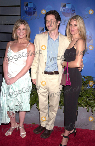 Kirk Cameron Photo - Photo by Galaxystarmaxinccom 200471304Tracy Gold Kirk Cameron and Chelsea Noble at the ABC All-Star Party for the Television Critics Association Press Tour (Los Angeles CA) Not for syndication in England and Germany