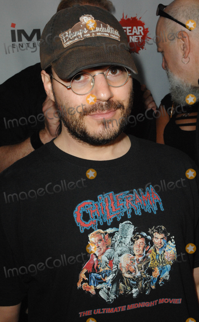 Adam Rifkin Photo - HOLLYWOOD CA - SEPTEMBER 15 Director Adam Rifkin at the World Premiere of Chillerama at Hollywood Forever Cemetary on September 15 2011  in Hollywood California  (Albert L OrtegaImageCollectcom)