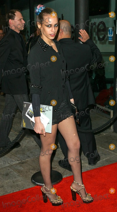 Alice Dellal Photo - Alice Dellal at the Northern Ballets press night performance of Cleopatra held at the Sadlers Wells Theatre London UK 51711