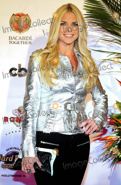 Alexia Echevarria Photo - The Real Housewives of Miami star Alexia Echevarria attends the grand opening of Bongos Cuban Cafe at Seminole Hard Rock Hotel  Casino Hollywood FL 120710