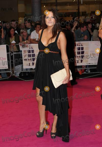 Alexandra Felstead Photo - Alexandra Felstead at the premiere of One Day Vue Westfield London UK August 23rd 2011