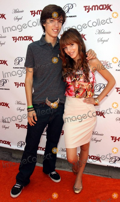 Bella Thorne Photo - Remy Thorne and Bella Thorne attending Melanie Segals Celebrity Retreat presented by TJMaxx in celebration of the Teen Choice Awards Hollywood CA 8510