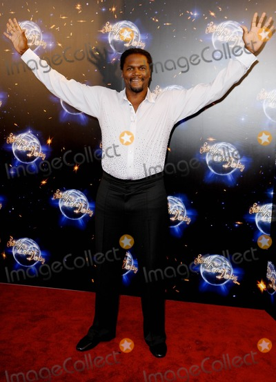 Audley Harrison Photo - Audley Harrison at the premiere of Strictly Come Dancing London UK 7th September 2011