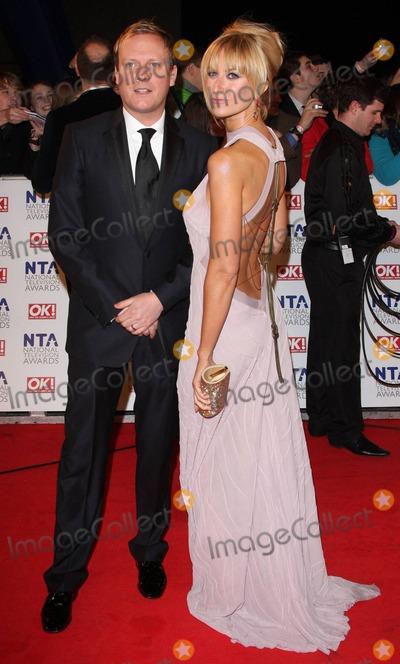 Antony Cotton Photo - Antony Cotton and Katherine Kelly at the National TV Awards held at the O2 Arena London UK 12611