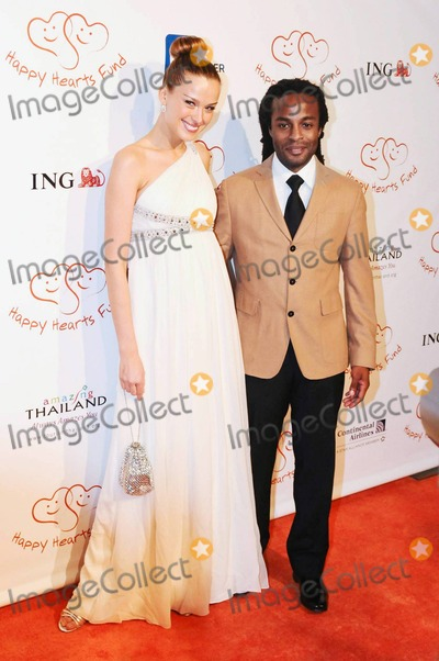 John Forte Photo - Petra Nemcova and John Forte on the orange carpet for Happy Hearts Funds Land of Dreams Thailand held at the Metropolitan Pavilion Happy Hearts Fund is a non-profit organization dedicated to improving childrens lives through educational and sustainable programs in natural disaster areas New York NY 112010