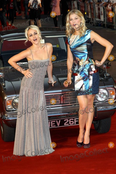Jamie Winstone Photo - Jamie Winstone and Rosamund Pike at the premiere of Made in Dagenham at Leicester Square London UK 92010
