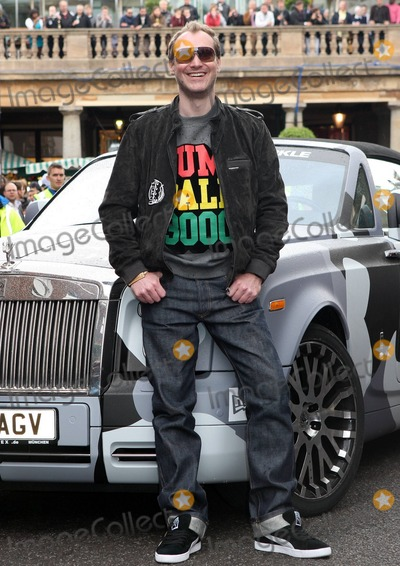 Maximillion Cooper Photo - Maximillion Cooper at the start of the Gumball 3000 held at Covent Garden The race finishes at Istanbul Turkey on June 1 London UK 52611