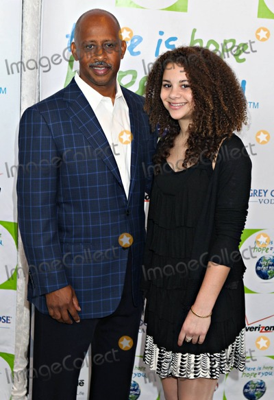 Ruben Santiago-Hudson Photo - Ruben Santiago-Hudson and Lily Santiago arrive at the 2011 Jenesse Silver Rose Auction and Gala held at the Beverly Hills Hotel Los Angeles CA 041711