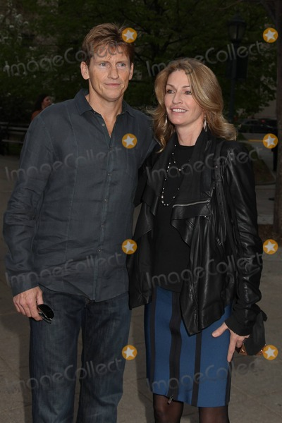 Ann Lembeck Photo - Denis Leary and Ann Lembeck at the Vanity Fair party during the 10th annual Tribeca Film Festival at State Supreme Courthouse New York NY 42711
