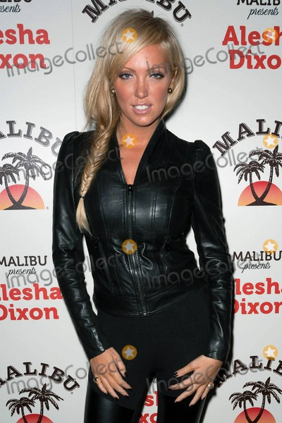 Aisleyne Horgan Wallace Photo - Aisleyne Horgan-Wallace appears at the Malibu Presents Alesha Dixon party held at The Studio Valbonne London UK 111210