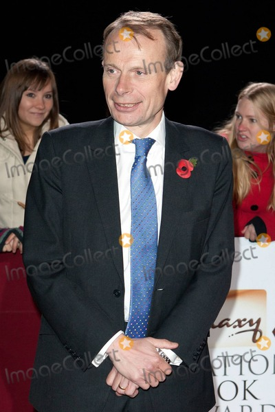 Andrew Marr Photo - Andrew Marr attends the Galaxy National Book Awards 2010 at the BBC Television Centre White City London UK 111010