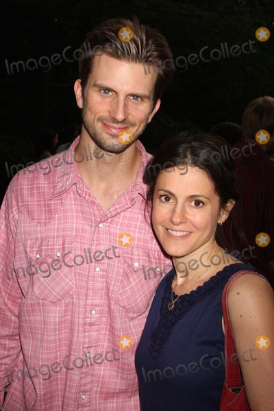 Ali Marsh Photo - New York NY 06-25-2009Frederick Weller and wife Ali Marshat the opening night of Shakespeare in the Parks production of TWELFTH NIGHT at the Delacorte Theater in Central ParkDigital photo by Lane Ericcson-PHOTOlinknet