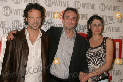 Andy Comeau Photo - New York NY  11-1-2004Andy Comeau Hank Azaria and Paget Brewster attend the premiere of Showtimes Huff at Hudson TheatreDigital Photo by Lane Ericcson-PHOTOlinkorg