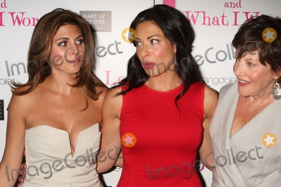 Stacy London Photo - New York NY 09-02-2010Jamie-Lynn Sigler Stacy London and Helen Carey at a party for the new cast of Off Broadways Love Loss and What I Wore at 44 12Digital photo by Lane Ericcson-PHOTOlinknet