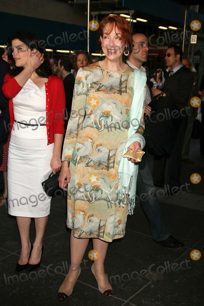 Harriet Harris Photo - Harriet Harris Arriving at the Opening Night Performance of the Roundabout Theatre Companys Production of 110 in the Shade at Studio 54 in New York City on 05-09-2007 Photo by Henry McgeeGlobe Photos Inc 2007