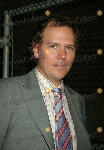 John Currin Photo - John Currin Arriving at Marc Jacobs Showing of Spring Collection at NY State Armory in New York City on 09-12-2005 Photo by Henry McgeeGlobe Photos Inc 2005