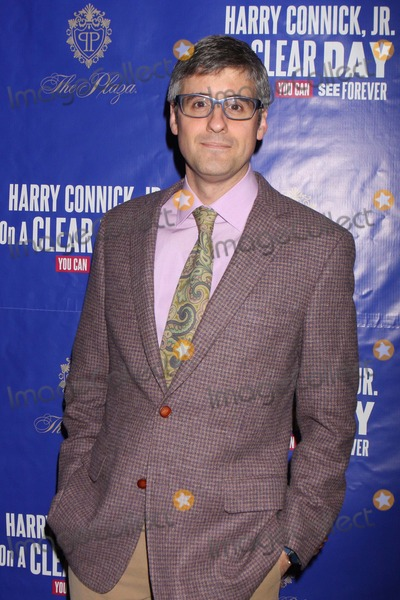 Mo Rocca Photo - MO Rocca Arriving at the Opening Night Performance of on a Clear Day You Can See Forever at the St James Theatre in New York City on 12-11-2011 Photo by Henry Mcgee-Globe Photos Inc 2011
