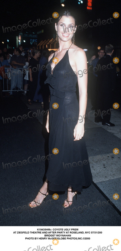 Bridget Moynahan Photo -  Coyote Ugly Prem at Ziegfeld Theatre and After Party at Roseland NYC 0731200 Bridget Moynahan Photo by Henry McgeeGlobe Photosinc