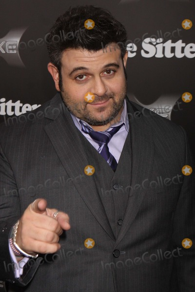 Adam Richman Photo - Adam Richman From Man V Food Nation Arriving at the Premiere of the Sitter at Chelsea Clearview Cinemas in New York City on 12-06-2011 Photo by Henry Mcgee-Globe Photos Inc 2011