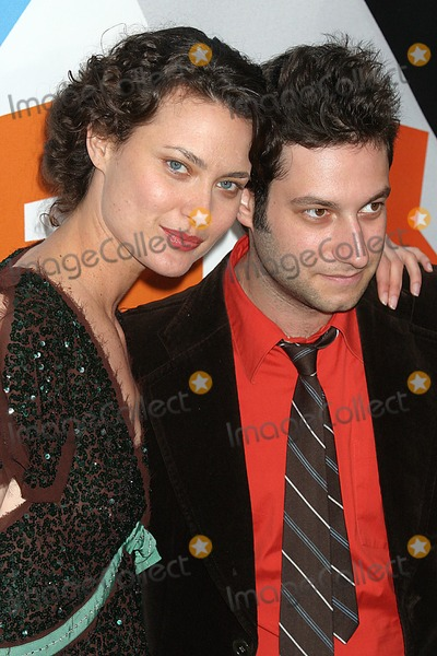 Adam Busch Photo - Shalom Harlow and Adam Busch Arriving at the Fox 2004-2005 Upfront at the Central Park Boathouse in New York City on May 20 2004 Photo by Henry McgeeGlobe Photos Inc 2004
