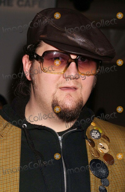 Jay McCarroll Photo - Jay Mccarroll (Project Runway) at Anna Sui Showing of Fall Collection in the Tent at Bryant Park in New York City on 02-09-2005 Photo by Henry McgeeGlobe Photos Inc 2005