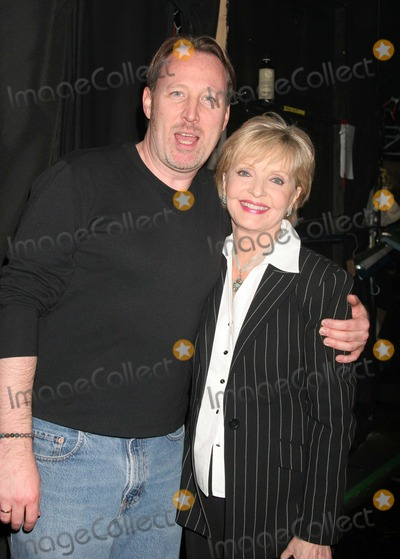 John McDaniel Photo - Exclusive Florence Henderson Visits John Mcdaniel and the Cast of Brooklyn Backstage After Seeing the Show at the Plymouth Theatre in New York City on 04-28-2005 Photo by Henry Mcgee-Globe Photos Inc 2005