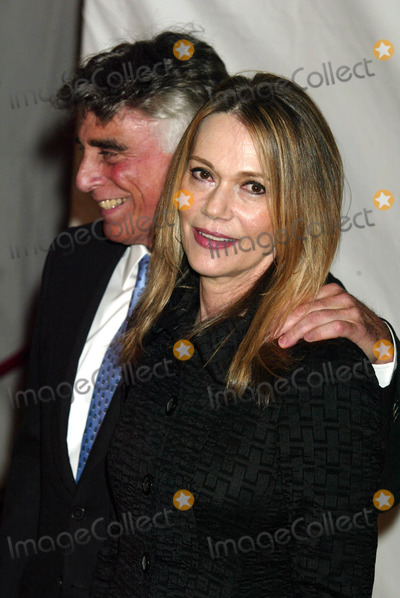 Andrew Stein Photo - Peggy Lipton with Andrew Stein Arriving at the Premiere of Angels in America at the Ziegfeld Theater in New York City on November 4 2003 Photo Henry McgeeGlobe Photos Inc 2003
