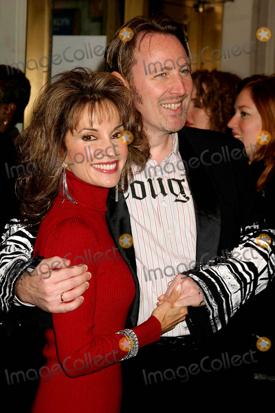 John McDaniel Photo - Susan Lucci and John Mcdaniel Arriving at the Opening Night of Brooklyn the Musical at the Plymouth Theatre in New York City on October 21 2004 Photo by Henry McgeeGlobe Photos Inc 2004