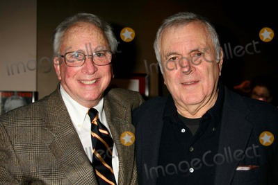 Fred Ebb Photo - ARTHUR WHITELAW AND JOHN KANDER AT THE 2006 FRED EBB AWARD COCKTAIL RECEPTION HONORING MUSICAL THEATRE SONGWRITING TEAM STEVEN LUDVAK AND ROBERT FREEDMAN IN THE PENTHOUSE LOUNGE AT THE AMERICAN AIRLINES THEATRE IN NEW YORK CITY ON 11-28-2006  PHOTO BY HENRY McGEEGLOBE PHOTOS INC 2006K50903HMc